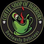Gamers need caffeine - get some from Coffee Shop of Horrors